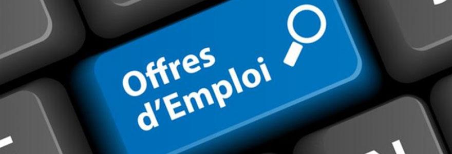 offres d'emploi sur Internet